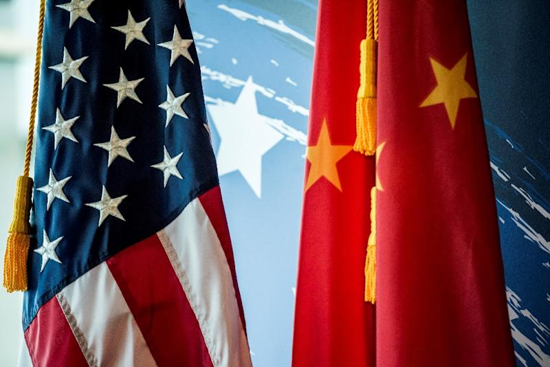U.S., China envoys hold talks before Trump tariff decision