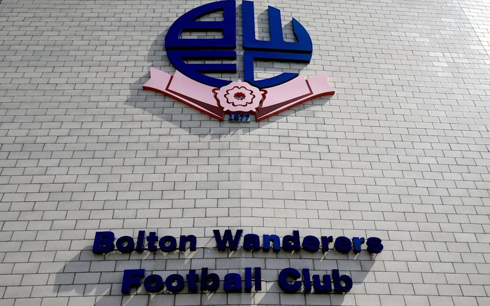 File photo dated 11-08-2018 of a general view of the University of Bolton Stadium. PRESS ASSOCIATION Photo. Issue date: Wednesday April 3, 2019. Bolton face another day in the High Court trying to stave off a winding-up petition from HM Revenue and Customs for £1.2million in unpaid tax and other debts. - PA