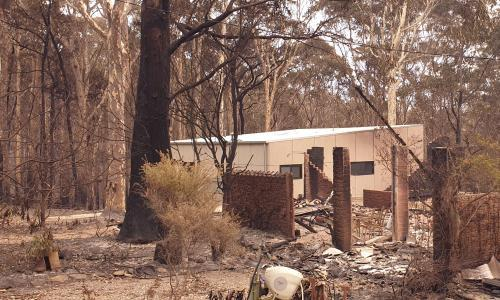 The weakest link: back to the drawing board when building in the bush