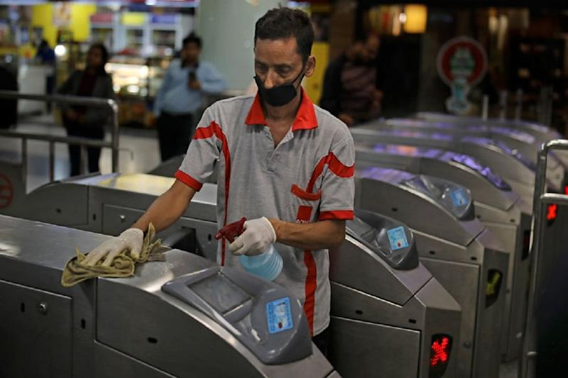 Coronavirus LIVE Updates: Delhi Metro Back on Track After 169 Days With Social Distancing & Screening