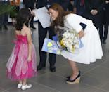 """<p>What the Queen says goes, and she apparently hates wedge shoes. Kate Middleton has been photographed <a href=""""https://www.goodhousekeeping.com/life/news/a46200/kate-middleton-secret-hack-high-heels-comfortable/"""" rel=""""nofollow noopener"""" target=""""_blank"""" data-ylk=""""slk:wearing them on several occasions,"""" class=""""link rapid-noclick-resp"""">wearing them on several occasions,</a> but royal sources claim that the women in the family are warned not to wear them when they're around HRH.</p>"""