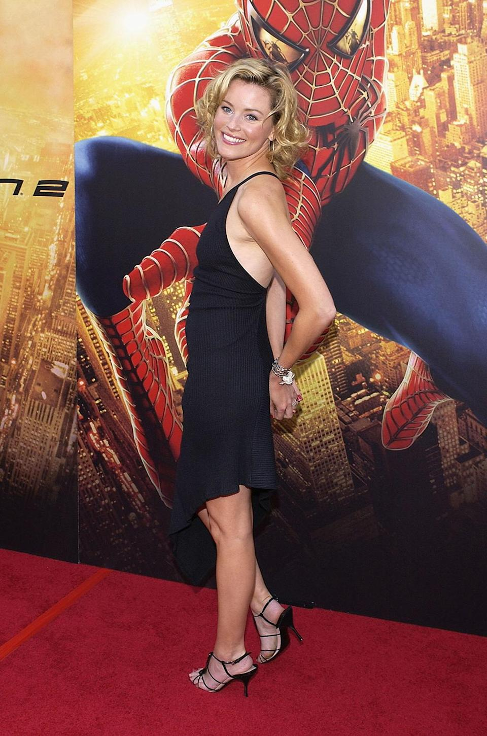 <p>In between the first and second <em>Spider-Man </em>movies, Banks co-starred with Maguire in <em>Seabiscuit</em>. (Photo: Vince Bucci/Getty Images) </p>