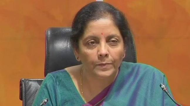 "Defence Minister Nirmala Sitharaman on Sunday said a fiery speech made by Congress president Rahul Gandhi at his party's plenary meeting sounded like the ""rhetoric of a loser"" and ""devoid of substance."""