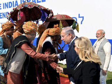 Benjamin Netanyahu in Mumbai LIVE updates: India, Israel must come together to define future in innovation, says Israel PM