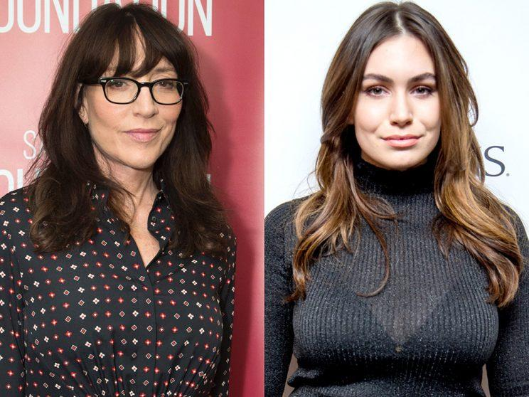 Sophie Simmons (right) will not be reading Katey Sagal's new book (Photo: Getty Images)