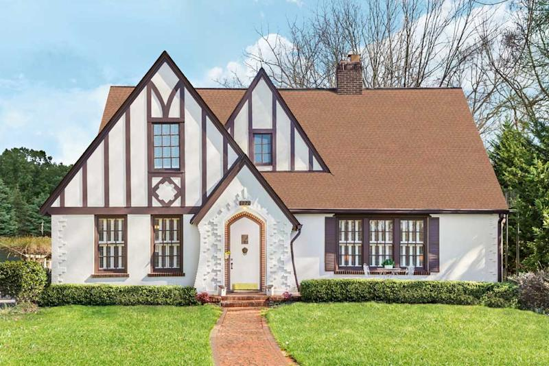 7 charming tudor revival homes for sale across the country for Tudor style house for sale