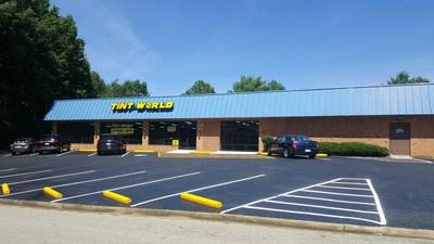 Tint World Styling Centers announces their first location in Virginia.
