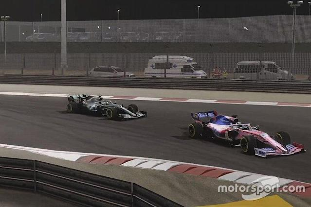 "F1 2019 screenshot <span class=""copyright"">Veloce Racing</span>"