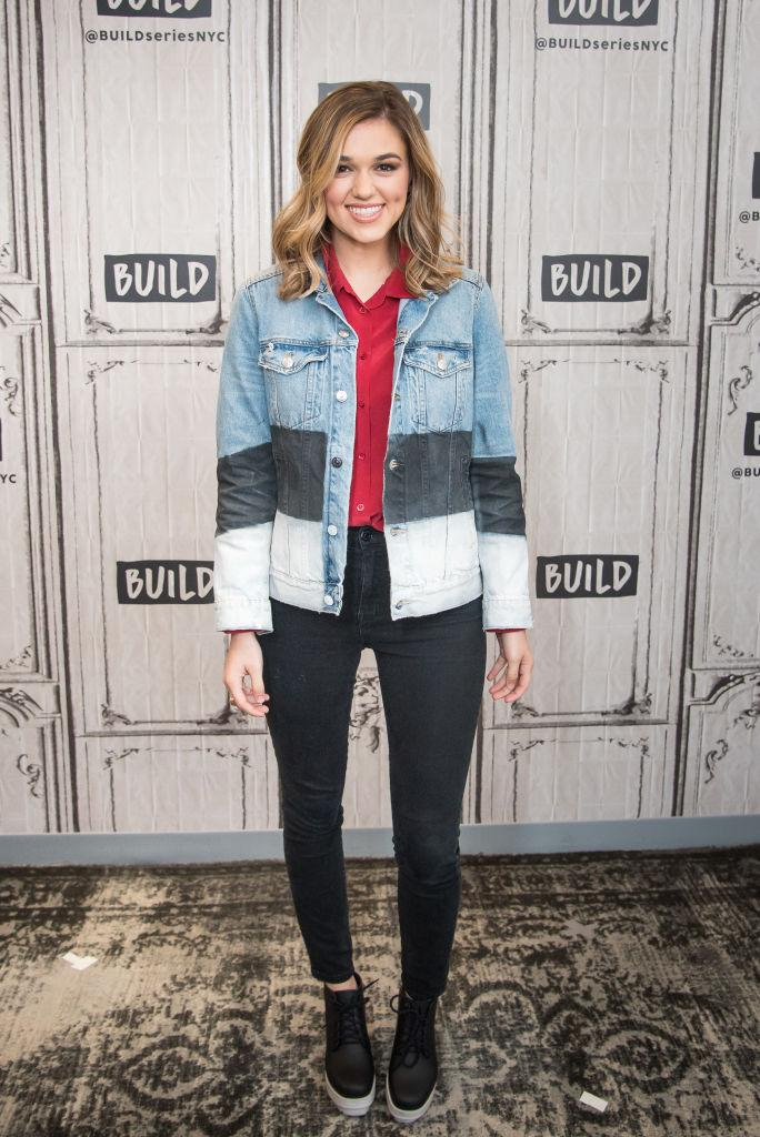 Sadie Robertson opened up about her troubling experiences trying to make it as a model. (Image via Getty Images)