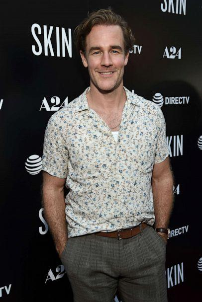 PHOTO: James Van Der Beek attends the Los Angeles Special Screening of 'SKIN' at ArcLight Hollywood, July 11, 2019, in Hollywood, Calif. (Michael Kovac/Getty Images)