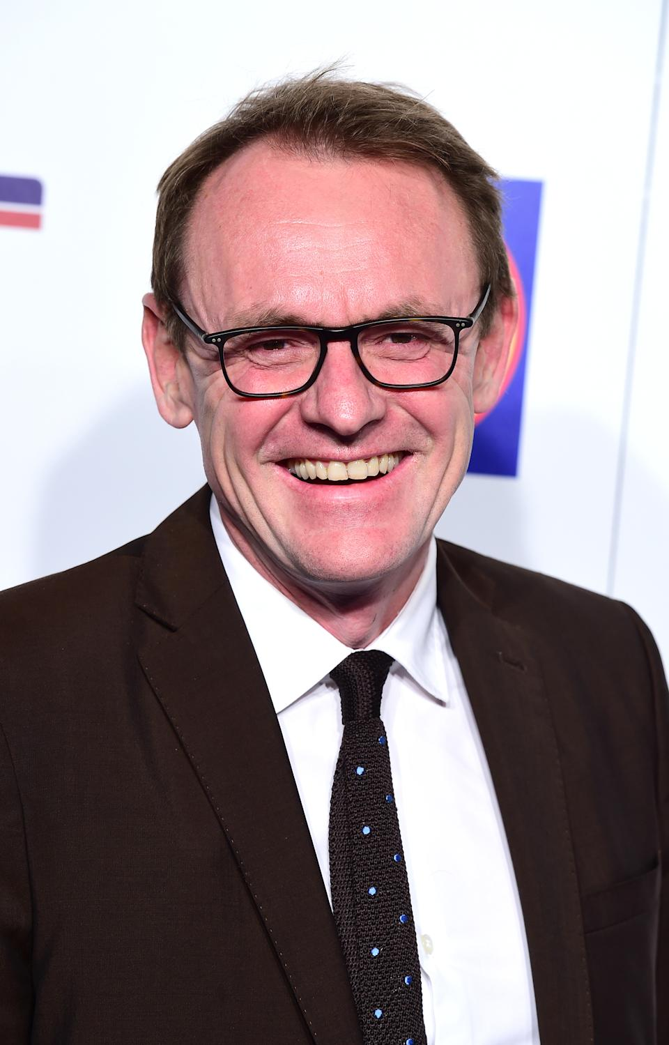 Handout photo dated 16/12/14 of comedian Sean Lock, best known for panel shows 8 Out Of 10 Cats and 8 Out Of 10 Cats Does Countdown, as well as sitcom 15 Storeys High, who has died from cancer at the age of 58. Issue date: Wednesday August 18, 2021.