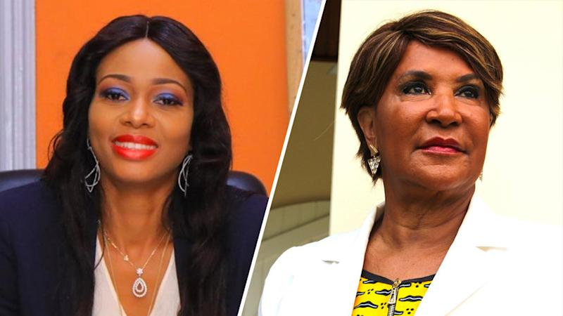 Meet two of the women running for president in male-dominated Ivory Coast
