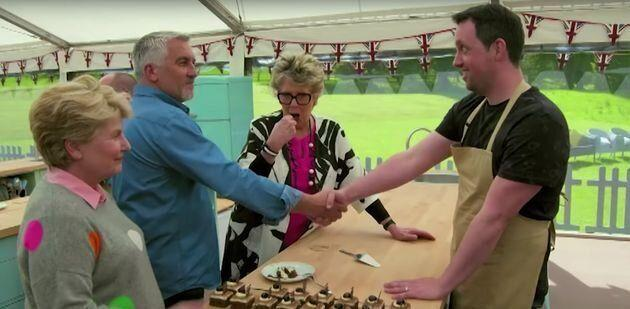 "Paul's Hollywood Handshake has been a mainstay of the series, signifying the ultimate seal of approval from the judge and therefore becoming something all the bakers seek to get.&nbsp;<br /><br />However, during the 2018 series, <a href=""https://www.huffingtonpost.co.uk/entry/is-paul-hollywood-giving-out-too-many-handshakes-in-this-series-of-bake-off_uk_5ba245d1e4b046313fc12ec5?utm_hp_ref=uk-paul-hollywood"">Paul made headlines</a> with the amount he was giving out, with many claiming he was playing it too fast and loose with them compared to previous years.&nbsp;<br /><br /><a href=""https://www.huffingtonpost.co.uk/entry/paul-hollywood-admits-handshakes-are-too-much-promises-they-will-almost-stop_uk_5badfab5e4b0425e3c2288e2?utm_hp_ref=uk-paul-hollywood"">Paul later admitted</a> he needed to ""raise his barrier"" as the standard of baking had ""got better and better""."
