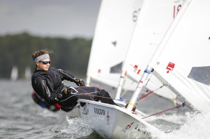 Ms Burt was a successful sailing competitor: BST