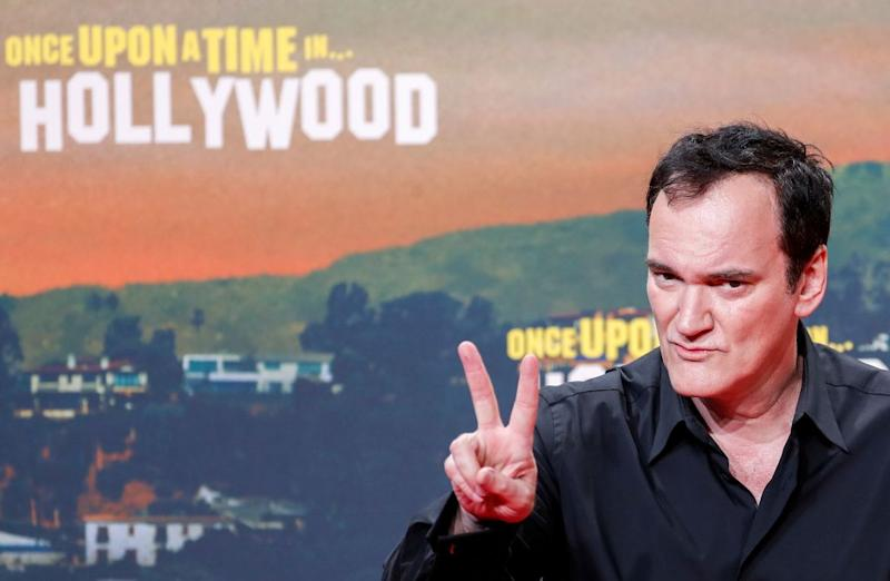 """Quentin Tarantino's """"Once Upon A time In Hollywood"""", in Berlin"""