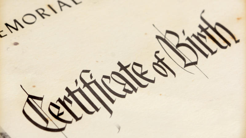 Washington State To Offer Non-Binary Option On Birth Certificates