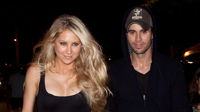 Enrique Iglesias and Anna Kournikova Just Shared the First Adorable Photos of Their Twins