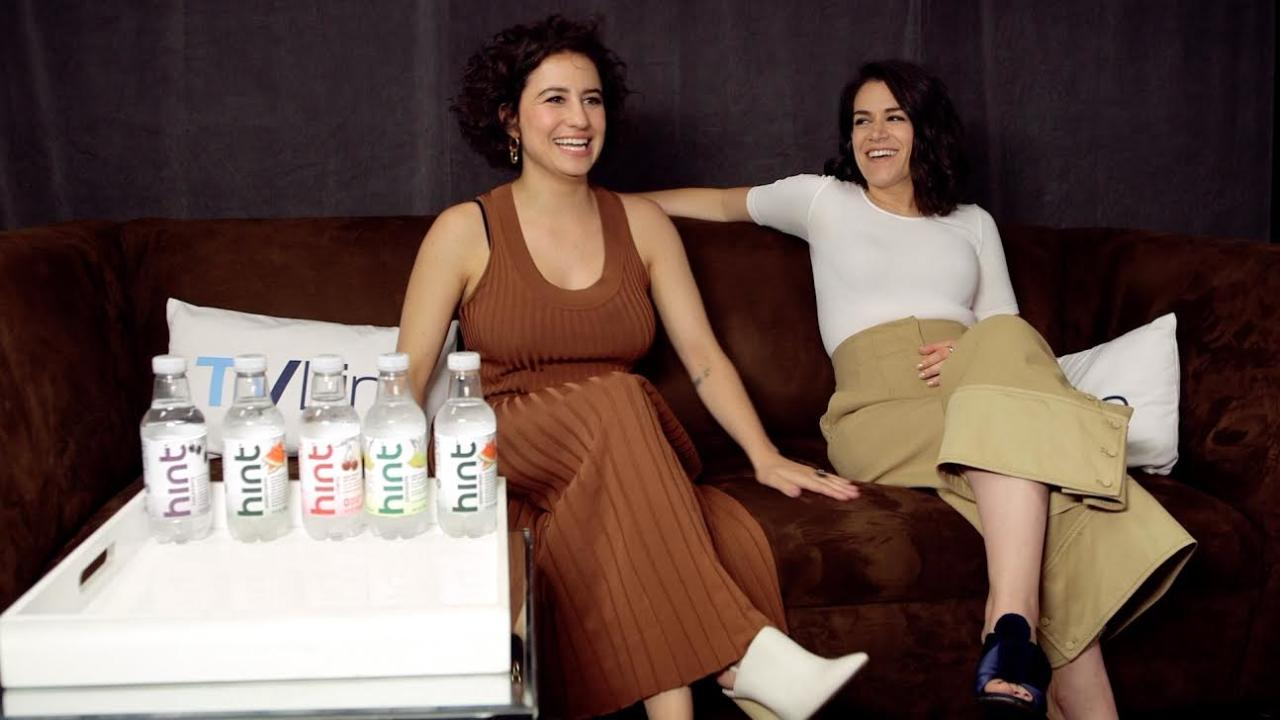Broad Cityis going back to the beginning in its upcoming fourth season, and stars Ilana Glazer and Abbi Jacobson can barely contain their excitement. The stars of Comedy Central's cult comedy dropped by TVLine's Comic-Con interview suite over the weekend and were positively euphoric when discussing the series' Aug. 23 premiere, a long-delayed,Sliding Doors-esque half-hour […]
