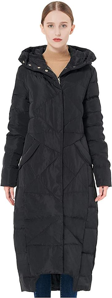 """<p>This <a href=""""https://www.popsugar.com/buy/Orolay-Women-Puffer-Down-Coat-544227?p_name=Orolay%20Women%27s%20Puffer%20Down%20Coat&retailer=amazon.com&pid=544227&price=120&evar1=fab%3Aus&evar9=47156945&evar98=https%3A%2F%2Fwww.popsugar.com%2Fphoto-gallery%2F47156945%2Fimage%2F47156948%2FOrolay-Women-Puffer-Down-Coat&list1=shopping%2Camazon%2Ccoat%2Cwinter%20fashion&prop13=api&pdata=1"""" rel=""""nofollow"""" data-shoppable-link=""""1"""" target=""""_blank"""" class=""""ga-track"""" data-ga-category=""""Related"""" data-ga-label=""""https://www.amazon.com/Orolay-Womens-Puffer-Winter-Jacket/dp/B074WX245Q/ref=as_li_ss_tl?creativeASIN=B074WX245Q&amp;imprToken=BmcyfY7lbHftx.FOkWbGEQ&amp;slotNum=1&amp;ie=UTF8&amp;linkCode=w61&amp;tag=poamzforolaymaxicoatawarner120-20&amp;linkId=277bf6b5c8dc26dfdf548597992555a9&amp;language=en_US"""" data-ga-action=""""In-Line Links"""">Orolay Women's Puffer Down Coat</a> ($120) is going to be a staple.</p>"""