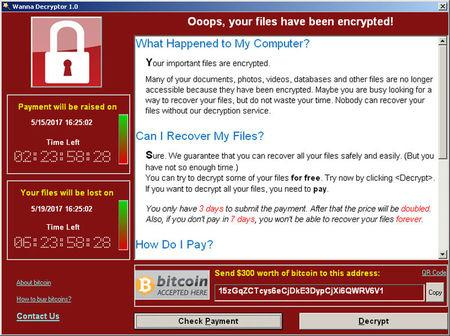North Korea could be behind ransomware attack