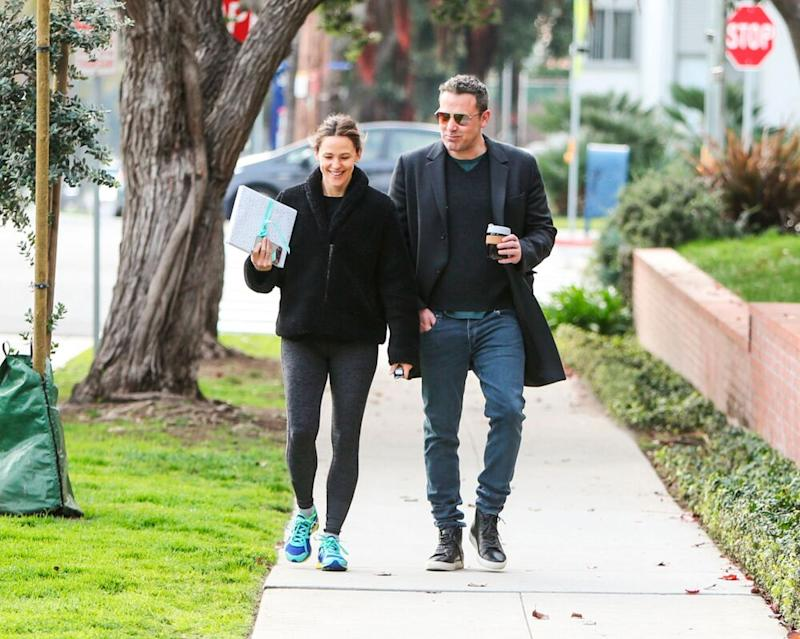 Jennifer Garner and Ben Affleck | Shutterstock