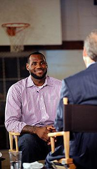 LeBron James' sit-down with Jim Gray attracted a huge television audience – and angered a nation of sports fans