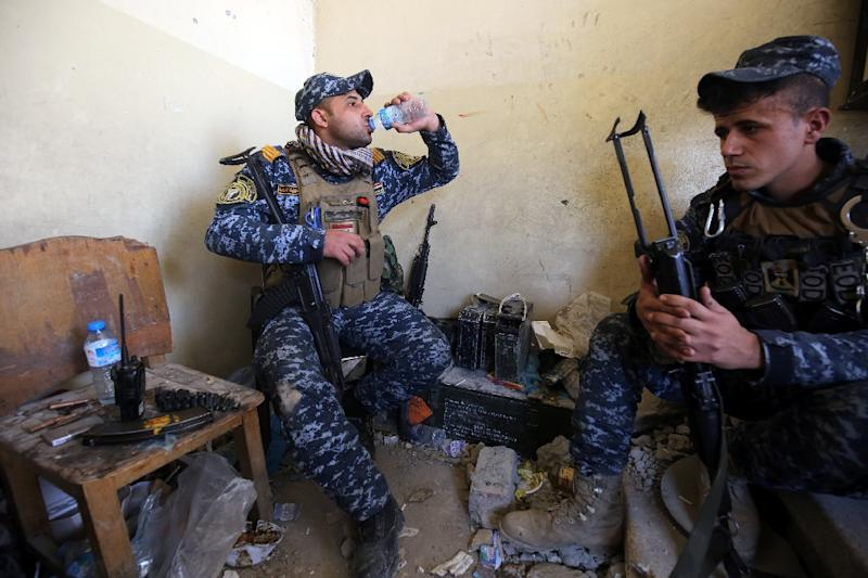 The impact of the war will last long after the fighting ends (AFP Photo/AHMAD AL-RUBAYE)