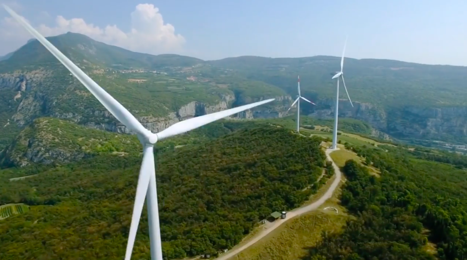 China wind turbines