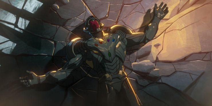 How The Watcher Defeated Ultron