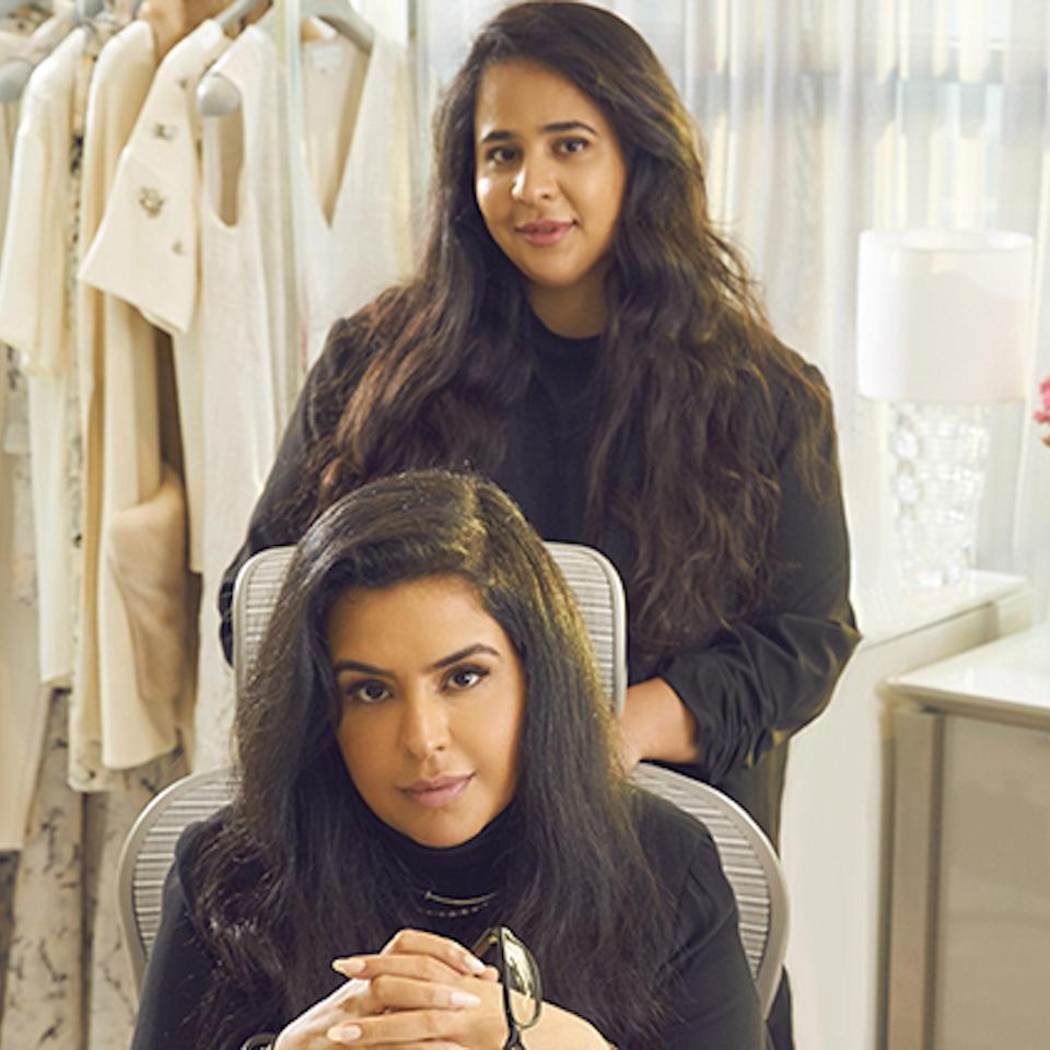 """<a href=""""https://noonbynoor.com/"""" rel=""""nofollow noopener"""" target=""""_blank"""" data-ylk=""""slk:Noon by Noor"""" class=""""link rapid-noclick-resp"""">Noon by Noor</a>, a high-end Bahrain-based boutique, combines understated luxury with refined femininity. With striking prints and intricate embellishments, this womenswear label was founded in 2008 by designers <strong>Shaikha Noor Al Khalifa</strong> and <strong>Shaikha Haya Al Khalifa</strong>. By 2012, the dynamic duo made a splash at New York Fashion Week, where they debuted their spring 2013 collection. The pair's designs have been worn by stars like Jennifer Lopez, Solange Knowles, and Blake Lively, so you can rest assured their pieces will keep you red-carpet-ready, even if they are a little hard on the wallet."""