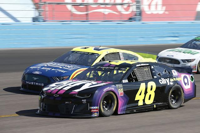 NASCAR exit 'not retirement from racing' - Johnson