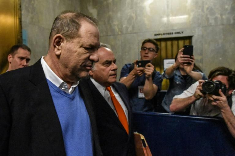 Producer Harvey Weinstein was arrested Friday on charges of raping a woman in 2013 and a criminal sex act against another woman in 2004