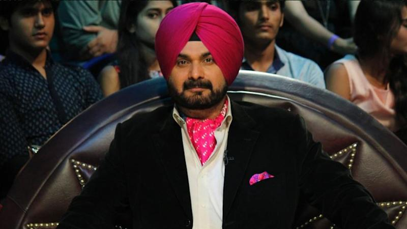 Sidhu Can Work on TV Shows, No Conflict of Interest: Punjab AG
