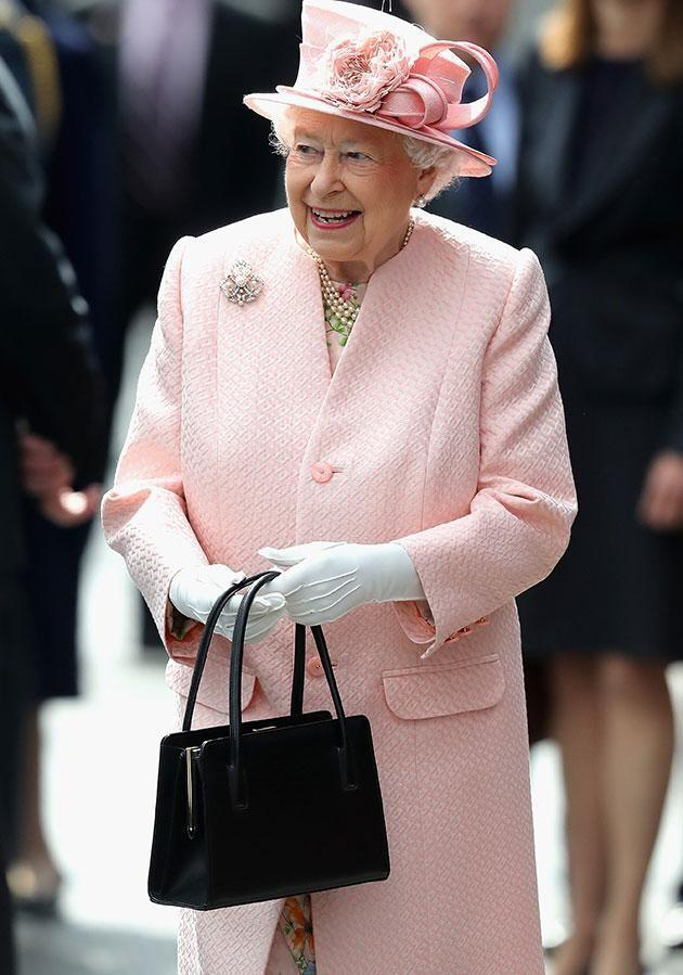 The Queen supposedly wrote a letter ordering Diana to divorce. Photo: Getty
