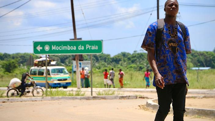 Mocimboa da Praia has been occupied by militants since mid-August