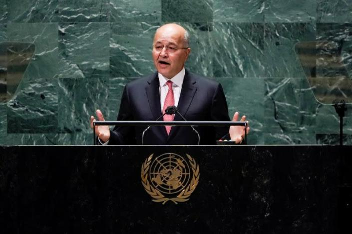 76th Session of the U.N. General Assembly in New York City