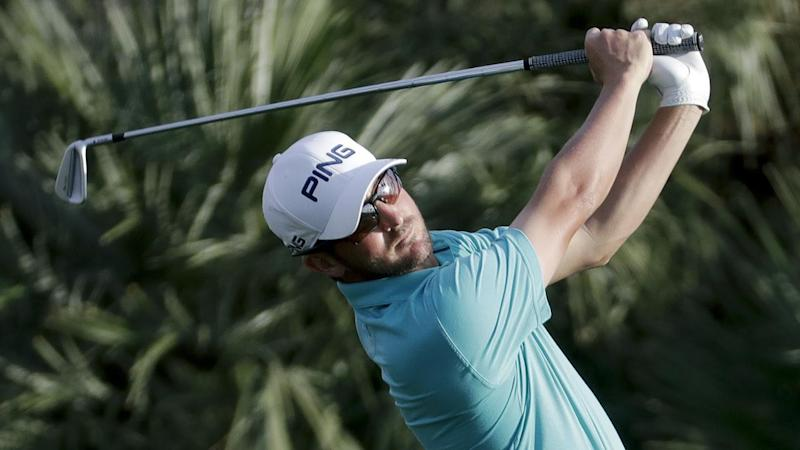 Andrew Landry, a 30-year-old Texan in his second year on tour, posted a 16-under 128 halfway total.
