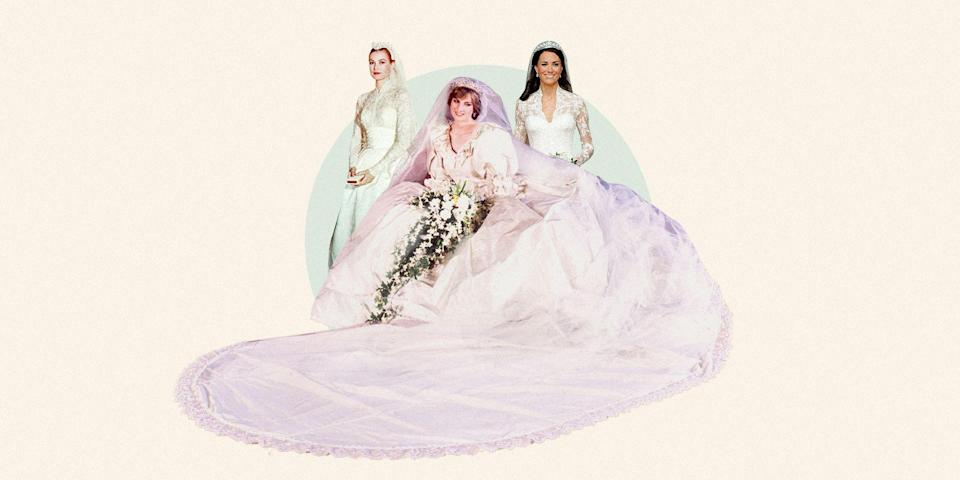 <p>Save for the promise of eternal love, a gown is arguably the most memorable part of any wedding—and these dresses have gone down in history. Here, the most iconic royal looks that have inspired countless brides for their big day.</p>