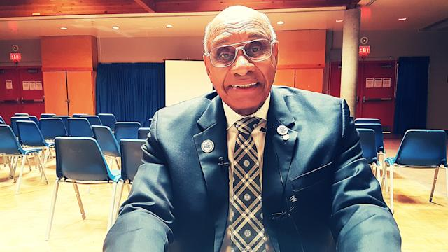 Willie O'Ree has been the NHL's Diversity Ambassador for over 20 years.