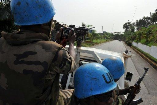 The UN peacekeepers from Niger were patrolling after rumours of an attack on communities in the region