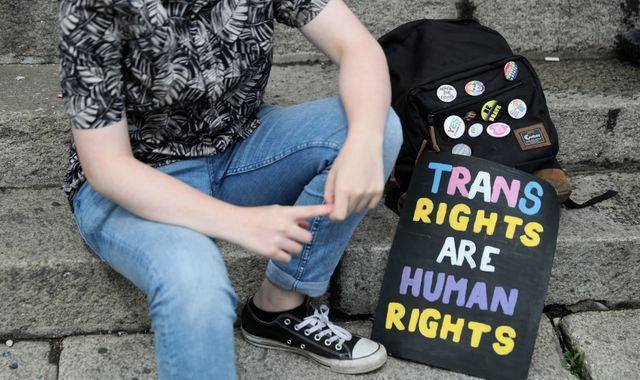 Government abandons plans to let people change gender without medical checks