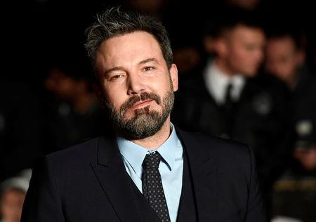 FILE PHOTO: Ben Affleck arrives at the European Premiere of Live by Night at the British Film Institute in London