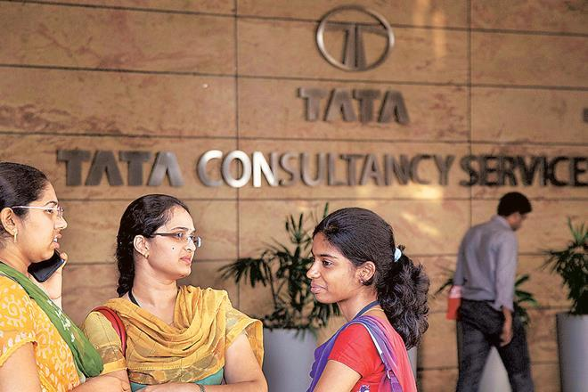 Tata Consultancy Services Rating: Hold| Revenue beat driven by digital showing
