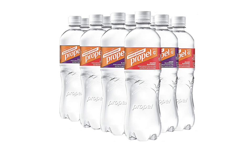 Water you waiting for? You're not gonna find a better post-workout hydrator. Photo: Amazon)