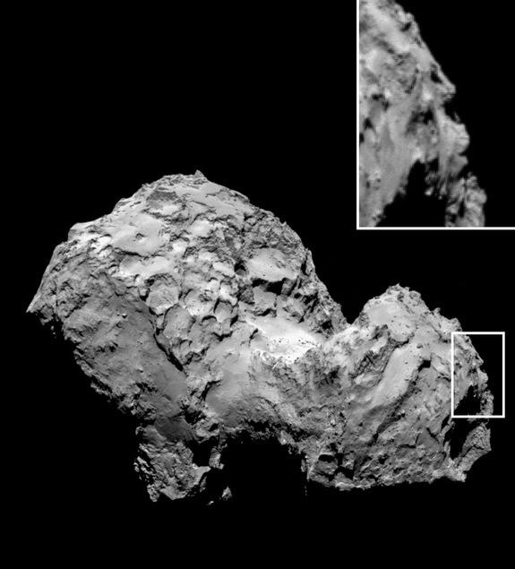 Man in the Comet: Why We See Faces Everywhere