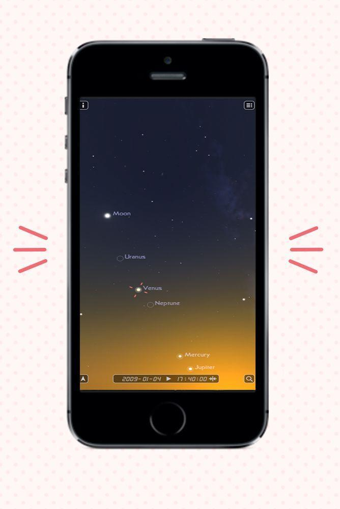 """<p>Point your device to the night sky to identify features using Star Rover; move your phone and it updates in real time. This app contains data on more than 120,000 stars, all 88 constellations, moon phases and more. And it allows you to set your location manually so you can view the sky from anywhere in the world — even in the future or past.</p><p>Cost: $1.99 for <a href=""""https://apps.apple.com/us/app/star-rover-stargazing-guide/id386628906"""" rel=""""nofollow noopener"""" target=""""_blank"""" data-ylk=""""slk:iOS"""" class=""""link rapid-noclick-resp"""">iOS</a> and <a href=""""https://play.google.com/store/apps/details?id=net.eefan.star&hl=en_US&gl=US"""" rel=""""nofollow noopener"""" target=""""_blank"""" data-ylk=""""slk:Android"""" class=""""link rapid-noclick-resp"""">Android</a> </p>"""