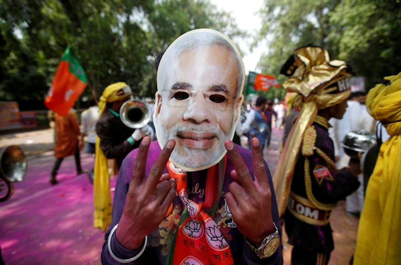 Narendra Modi Regains His 2014 Mojo (Well, Almost )