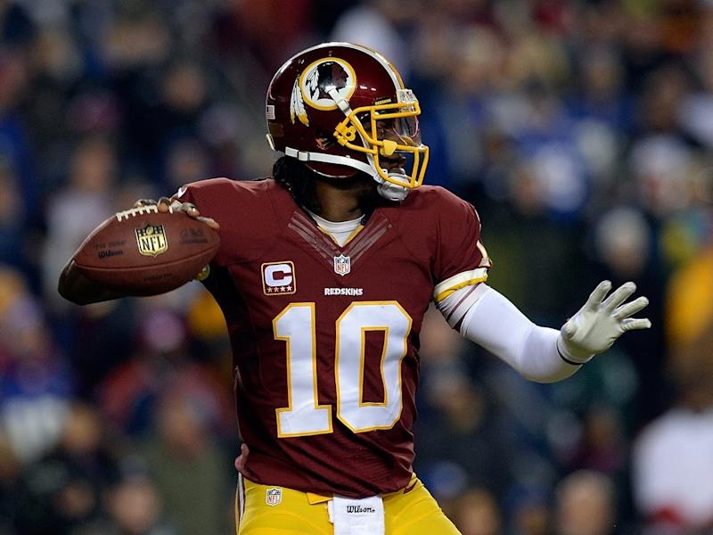 Redskins Rg3 Griffining US Patent Office Rules...
