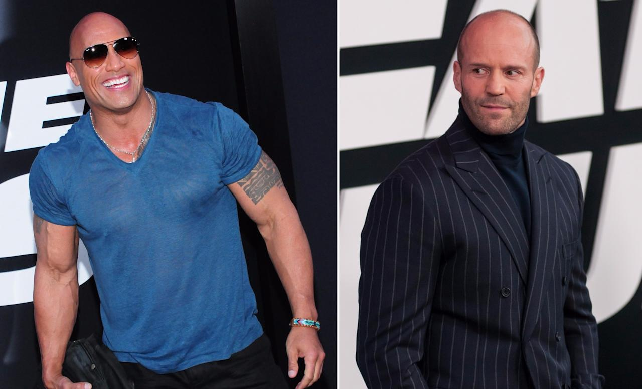 <p>Fans of the 'Fast & Furious' franchise should be excited at the news that the first 'F&F spin-off movie is in development, centred on Dwayne Johnson's Luke Hobbs and Jason Statham's Deckard Shaw. However, spin-off movies have had a pretty rocky road in the past; will the Hobbs/Shaw movie prove a high point in this rarefied body of work? (Picture credit: WENN) </p>