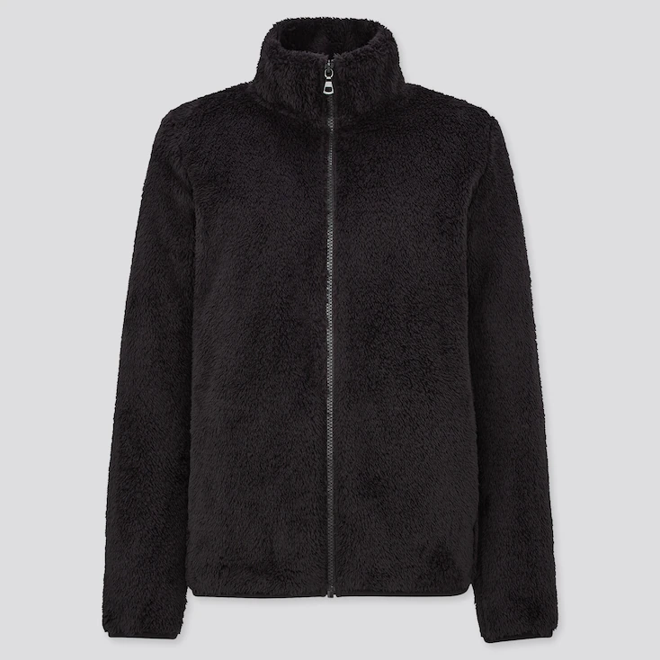 """<h2>Uniqlo Fleece</h2><br>Fleece is essential for cold weather, and no brand does relaxed fluff like Uniqlo. Plushy and cuddly, these tops and jackets are also wrinkle-resistant and quick-dry (in case you're also wearing them for exercise).<br><br><em>Shop </em><a href=""""https://www.uniqlo.com/us/en/women/outerwear-and-blazers/fleece"""" rel=""""nofollow noopener"""" target=""""_blank"""" data-ylk=""""slk:Uniqlo Fleece"""" class=""""link rapid-noclick-resp""""><em>Uniqlo Fleece</em></a><br><br><strong>Uniqlo</strong> WOMEN FLUFFY YARN FLEECE FULL-ZIP JACKET, $, available at <a href=""""https://go.skimresources.com/?id=30283X879131&url=https%3A%2F%2Fwww.uniqlo.com%2Fus%2Fen%2Fwomen-fluffy-yarn-fleece-full-zip-jacket-428330.html"""" rel=""""nofollow noopener"""" target=""""_blank"""" data-ylk=""""slk:Uniqlo"""" class=""""link rapid-noclick-resp"""">Uniqlo</a>"""
